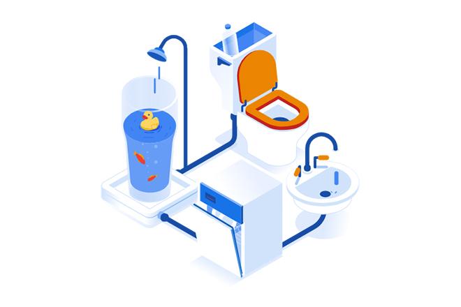 Με αυτό το νέο εργαλείο της Google θα γνωρίζετε πόσο νερό χρησιμοποιεί η… ντουζιέρα σας