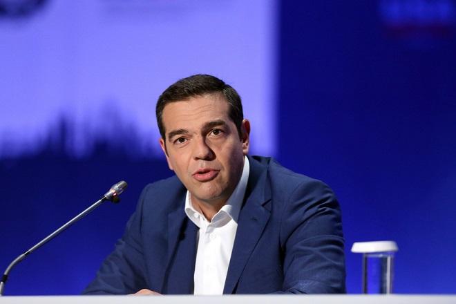 Τσίπρας: Θα δώσουμε τη μάχη για να ξανακερδίσουμε μια Μακεδονία ανοικτή, δημοκρατική και κοινωνική