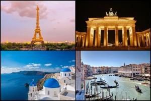καταλυματα ευρωπαϊκών χωρών