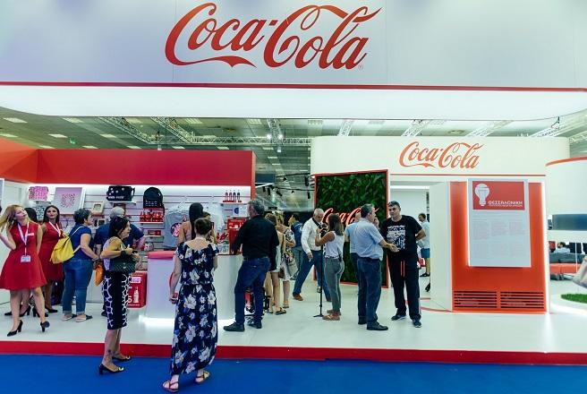 Ένα ταξίδι-εμπειρία της Coca – Cola μέσω της φετινής ΔΕΘ