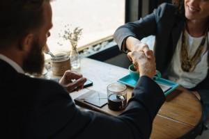 business agreement hiring
