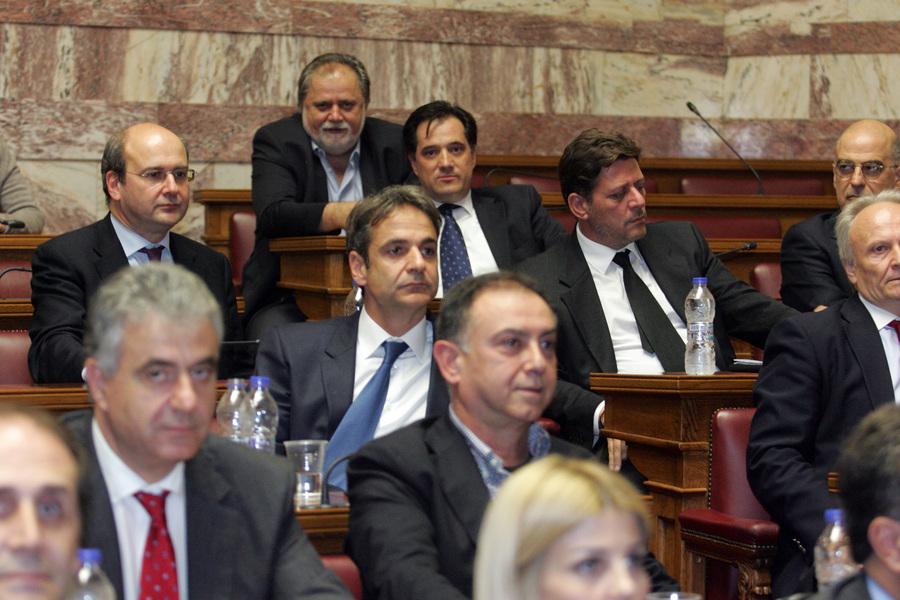 ΝΔ: Οι λόγοι της αποχώρησης από τη συνεδρίαση του Εθνικού Συμβουλίου Εξωτερικής Πολίτικης