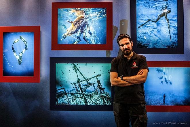 The Underwater Gallery: Η πρώτη υποβρύχια έκθεση φωτογραφίας στον κόσμο με θέμα τον ελληνικό βυθό