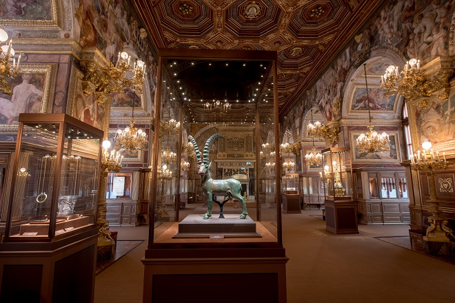 Στο Παρίσι η πολυτελής συλλογή της δυναστείας του Κατάρ