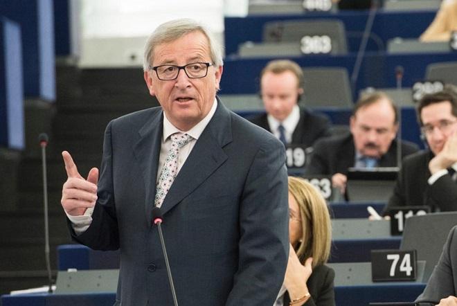 Απολογισμός Γιούνκερ για την Ευρώπη: Το ευρώ, η Αφρική και το κεφάλαιο Brexit