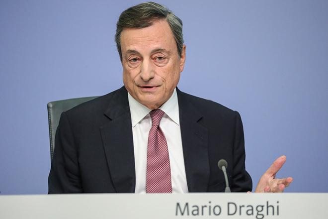 Πακέτο μέτρων για τη στήριξη της οικονομίας της Ευρωζώνης προτίθεται να λάβει η ΕΚΤ
