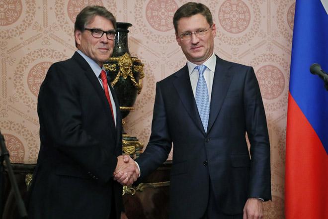 Σε συνεργασία με ολίγον …ανταγωνισμό στον τομέα της ενέργειας συμφώνησαν ΗΠΑ και Ρωσία