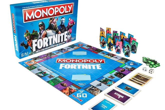 Η «Μονόπολη» τώρα και σε έκδοση «Fortnite»