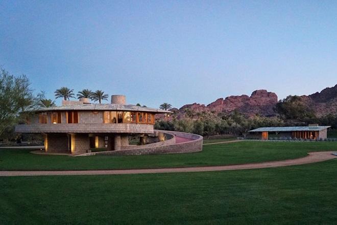 Το «Σπειροειδές Σπίτι» του Φρανκ Λόιντ Ράιτ πωλείται