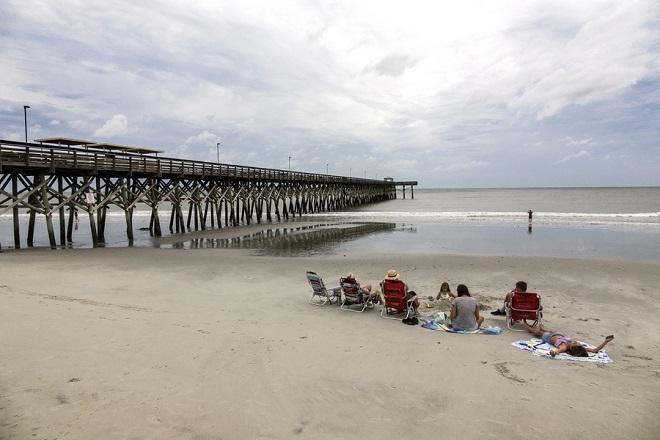 Νέα εξασθένιση του κυκλώνα Φλόρενς – Πλησιάζει την Βόρεια Καρολίνα