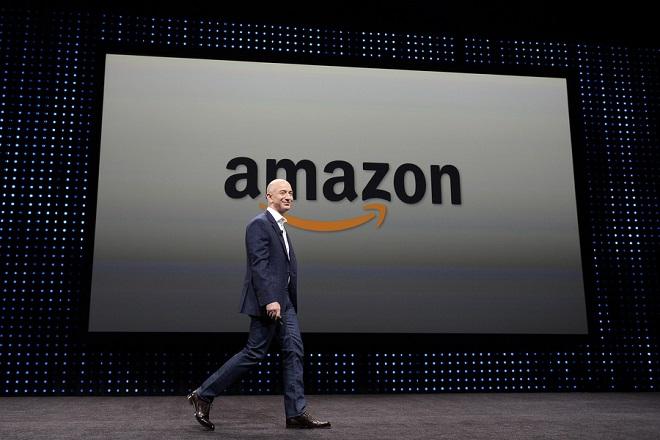 Amazon: Πτώση στα κέρδη τριμήνου για πρώτη φορά από το 2017