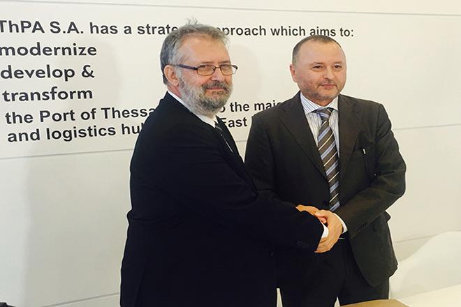 ΔΕΘ: Μνημόνιο συνεργασίας υπέγραψε ο ΟΛΘ με το Πανεπιστήμιο Rutgers των ΗΠΑ
