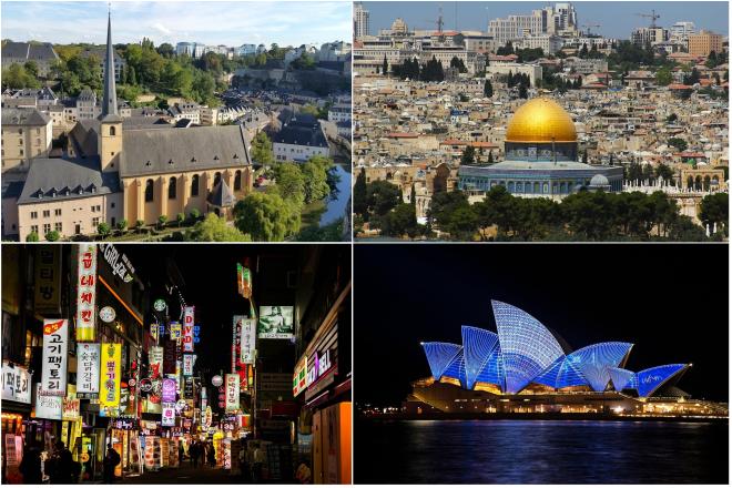 Οι δέκα χώρες με τους πιο μορφωμένους ανθρώπους στον κόσμο