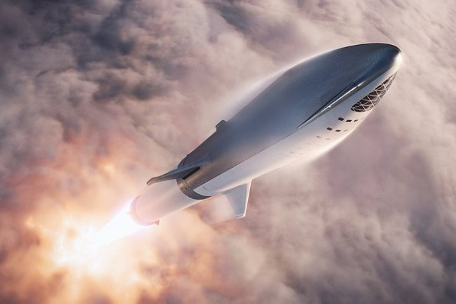 elon-musk-twitter-BFR-big-falcon-rocket-images 1
