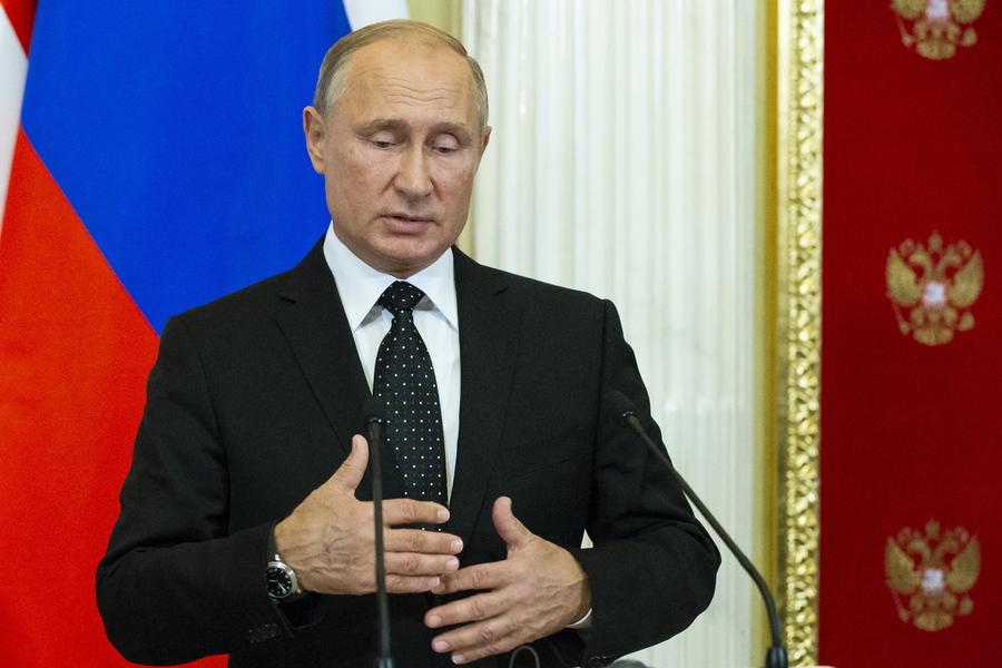 Επιχείρηση Πούτιν να εκτονώσει μια ενδεχόμενη κρίση με το Ισραήλ μετά τη συντριβή αεροσκάφους