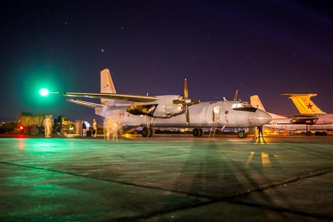 Ρωσικό κατασκοπευτικό χάθηκε πάνω από τη Μεσόγειο – ΗΠΑ: Έχει καταρριφθεί