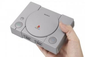 PlayStation Classic Πηγή+Sony