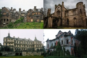 abandonded mansions