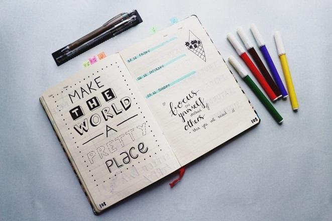3+1 λόγοι για να κρατάς ημερολόγιο