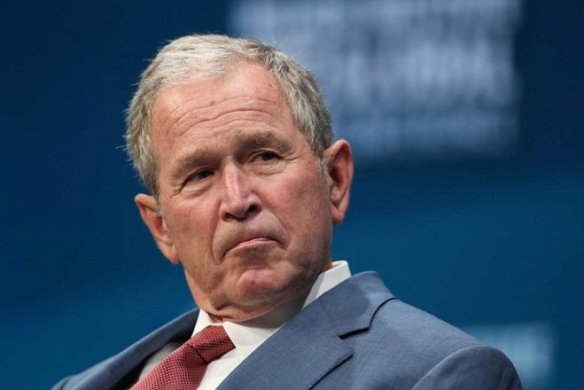 Παρέμβαση Τζορτζ Μπους για το δημοψήφισμα στην πΓΔΜ – Ψηφίστε «Ναι»