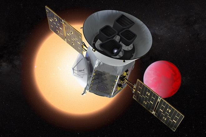 Μία καυτή υπερ-Γη ανακάλυψε το διαστημικό τηλεσκόπιο TESS της ΝΑSA