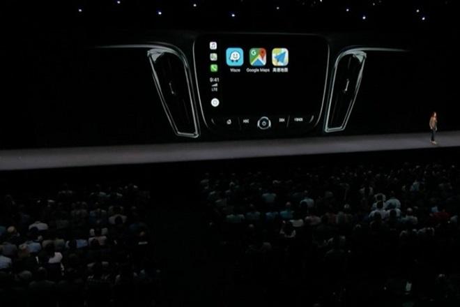 apple ios 12 iphone ipad CarPlay