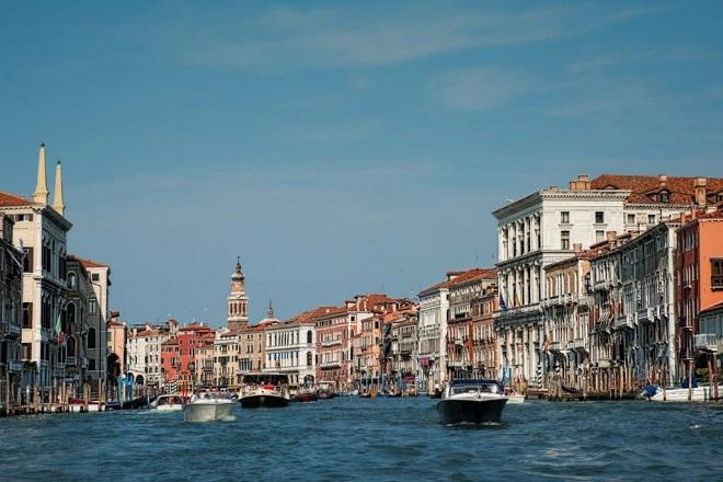Βενετία: Η πόλη των καναλιών