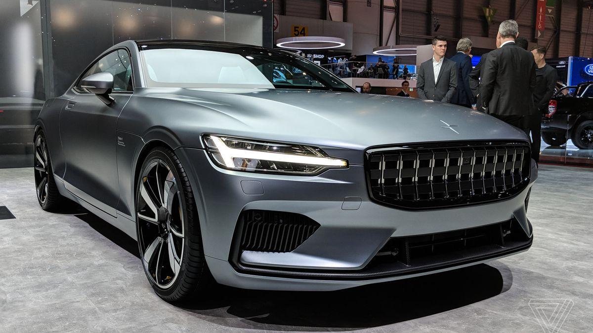 H Volvo θέλει να ανταγωνιστεί την Tesla και να μοιάσει στην Apple