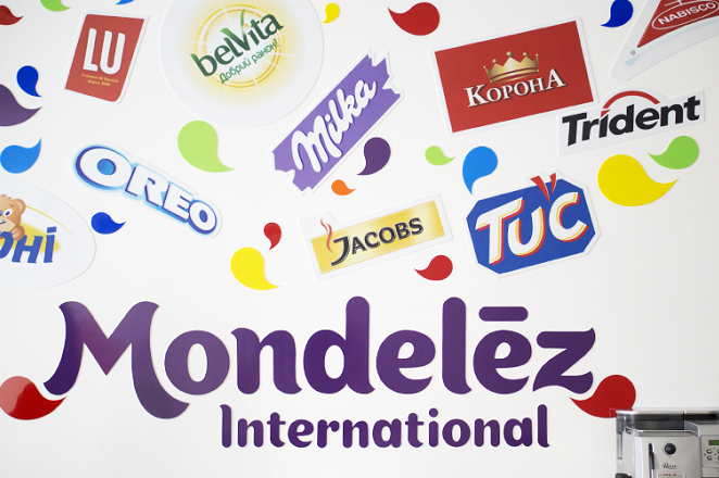 Δωρεά 60 τόνων προϊόντων στην Τράπεζα Τροφίμων από την Mondelēz International