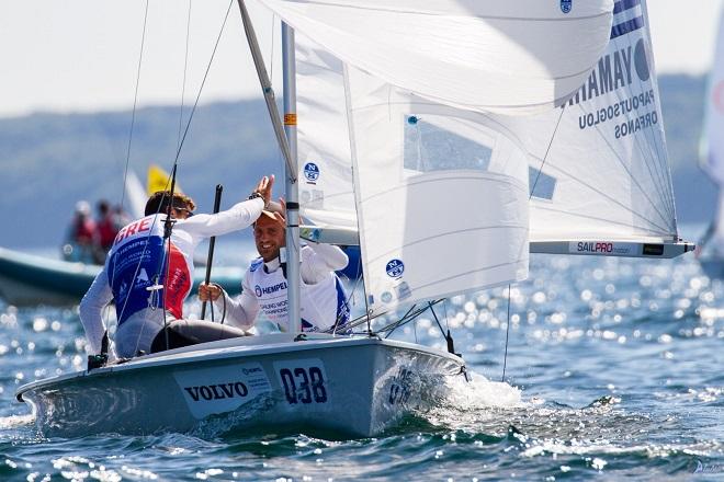 Η ιστιοπλοΐα είναι ο νικητής του Sailing Marathon