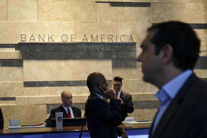 Επαφές Τσίπρα με στελέχη αμερικανικών τραπεζικών κολοσσών στη Νέα Υόρκη για επενδύσεις