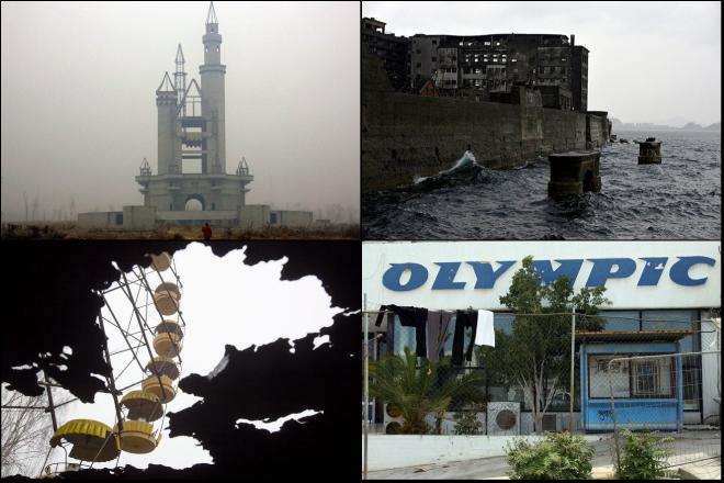 Τα δέκα ακριβότερα κτίρια του κόσμου που σήμερα είναι εγκαταλελειμμένα
