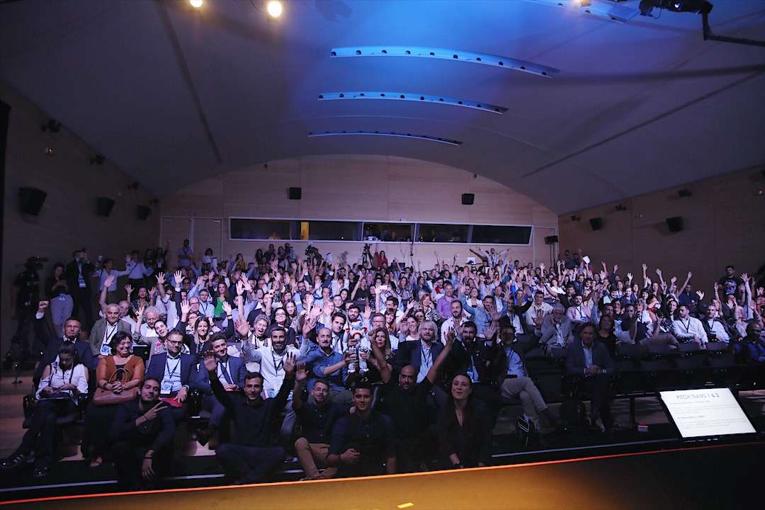 Disrupt Greece 2018: Δείτε σε ένα βίντεο τα highlights του μεγάλου event στο Μουσείο Μπενάκη