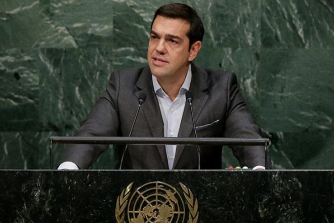 Τσίπρας στον ΟΗΕ: Συλλογικές προοδευτικές λύσεις ή εθνικιστική αναδίπλωση το κεντρικό ερώτημα για το μέλλον