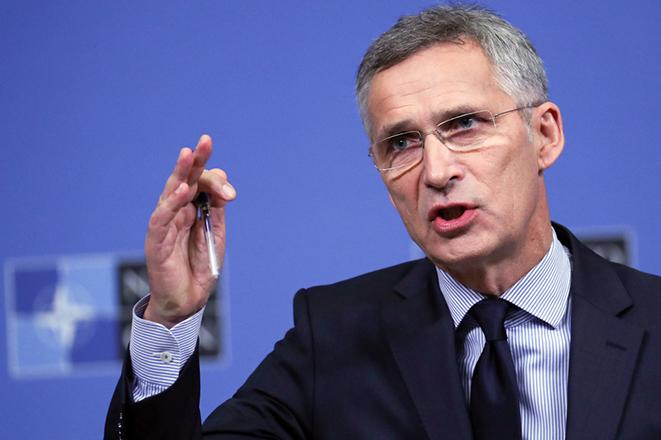 Στόλτενμπεργκ: Ένταξη ΠΓΔΜ στο ΝΑΤΟ μόνο μετά την επικύρωση της συμφωνίας των Πρεσπών