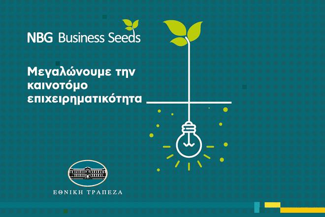 NBG Business Seeds: Ο 9ος Διαγωνισμός Καινοτομίας & Τεχνολογίας επιστρέφει – Έως τις 8/10 οι αιτήσεις