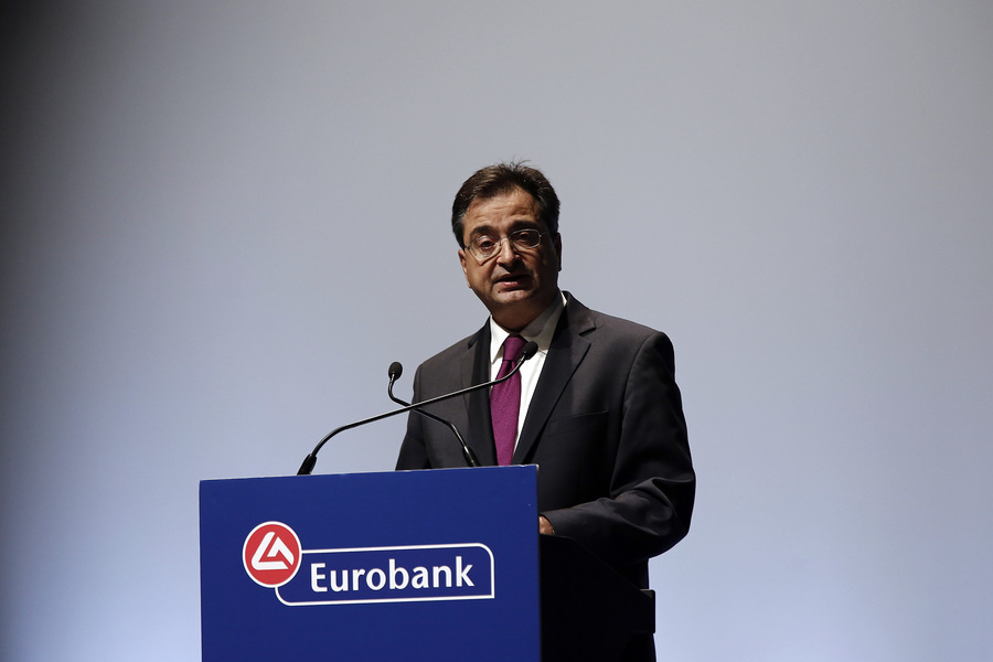 Eurobank: Αίτημα για «Ηρακλή» εν μέσω διεργασιών για zero risk