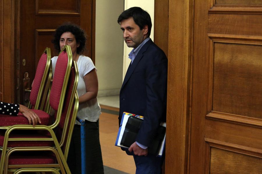Στην τελική απόφαση των Βρυξελλών για τις συντάξεις παραπέμπει ο Γιώργος Χουλιαράκης