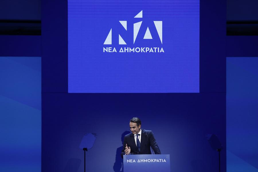 Mεγάλο προβάδισμα της ΝΔ στην Α' Αθήνας δείχνει νέα δημοσκόπηση