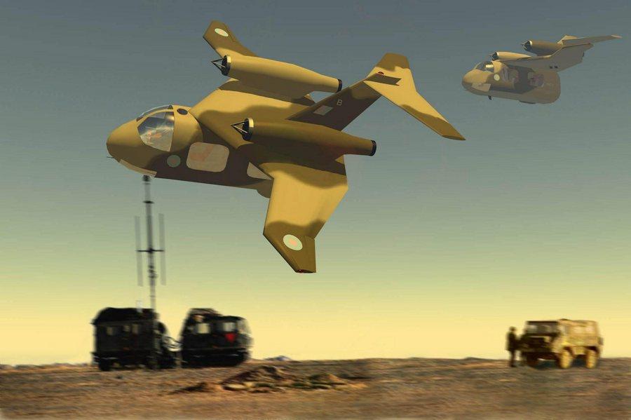 Σχεδόν έτοιμο για απογείωση το ιπτάμενο ταξί της Boeing