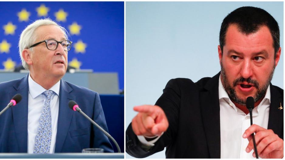 H Ρώμη προειδοποιεί την Ε.Ε.: Αν πάτε να μας κάνετε Ελλάδα, ρισκάρετε παγκόσμια οικονομική καταστροφή