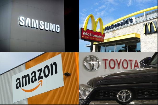 Αυτές είναι οι εταιρείες με τα πιο ακριβά εμπορικά σήματα παγκοσμίως