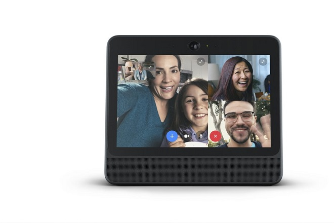 facebook portal video call