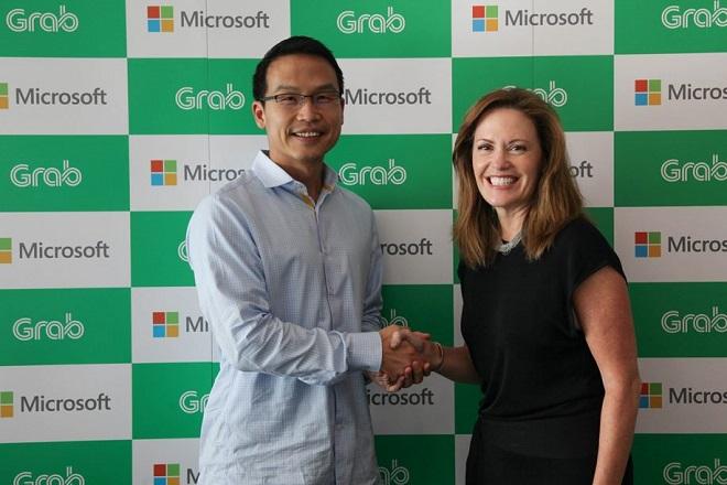 Microsoft Grab