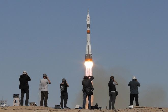 Η Ρωσία σταματά τις εκτοξεύσεις διαστημικών πυραύλων Soyuz