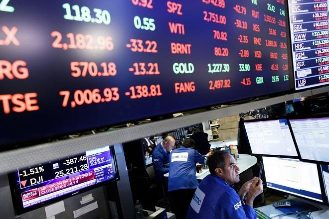 Δυσάρεστα τα μηνύματα για τις αγορές το 2019