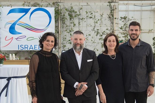 Ελληνο-Ισραηλινή Γιορτή Γαστρονομίας με τους Σεφ Assaf Granit και Άκη Πετρετζίκη