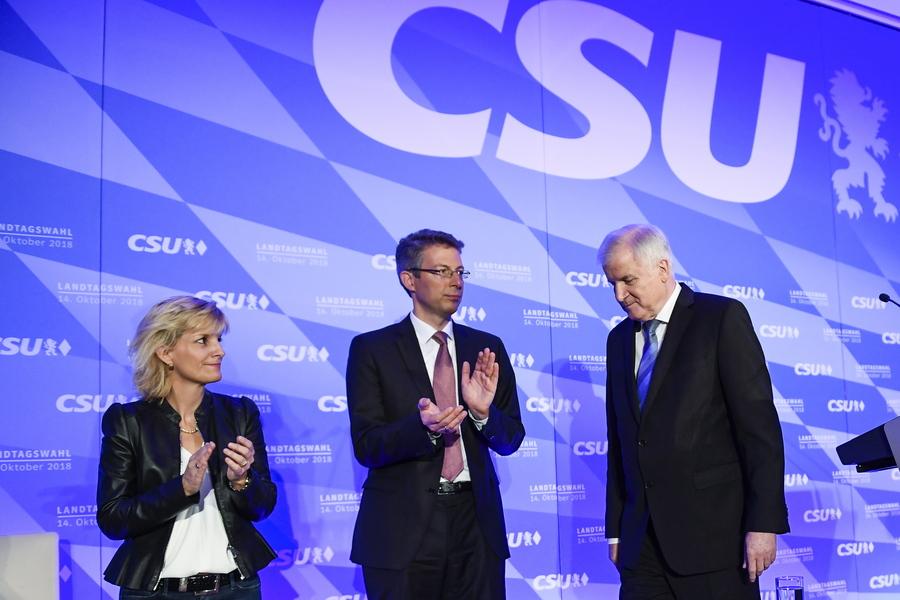 Πολιτικός «σεισμός» για την Μέρκελ στη Βαυαρία