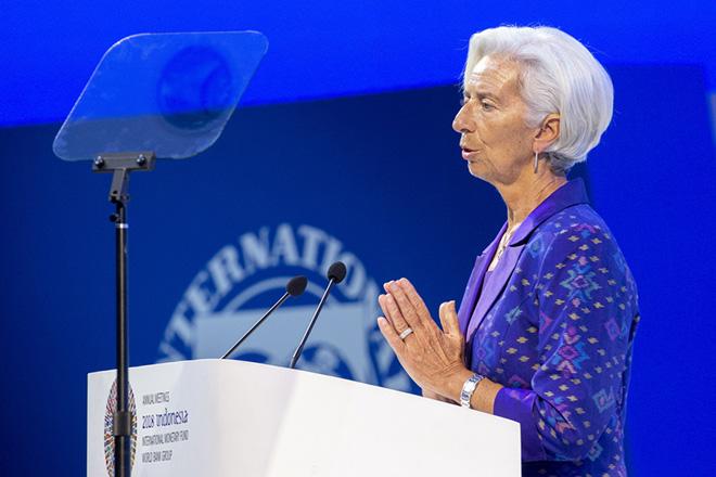 Σοβαρή προειδοποίηση από Λαγκάρντ: Η ευρωζώνη δεν είναι έτοιμη για την επόμενη κρίση