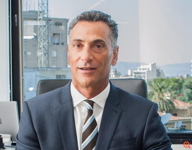 Ανδρέας Σάντης, managing director και επικεφαλής της NCH Capital για τα Δ. Βαλκάνια, την Ελλάδα και την Κύπρο.